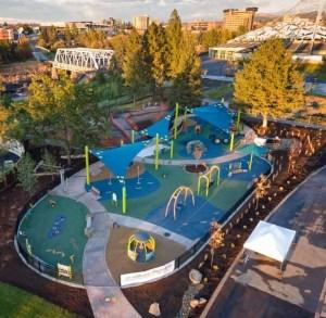 Spokane parks