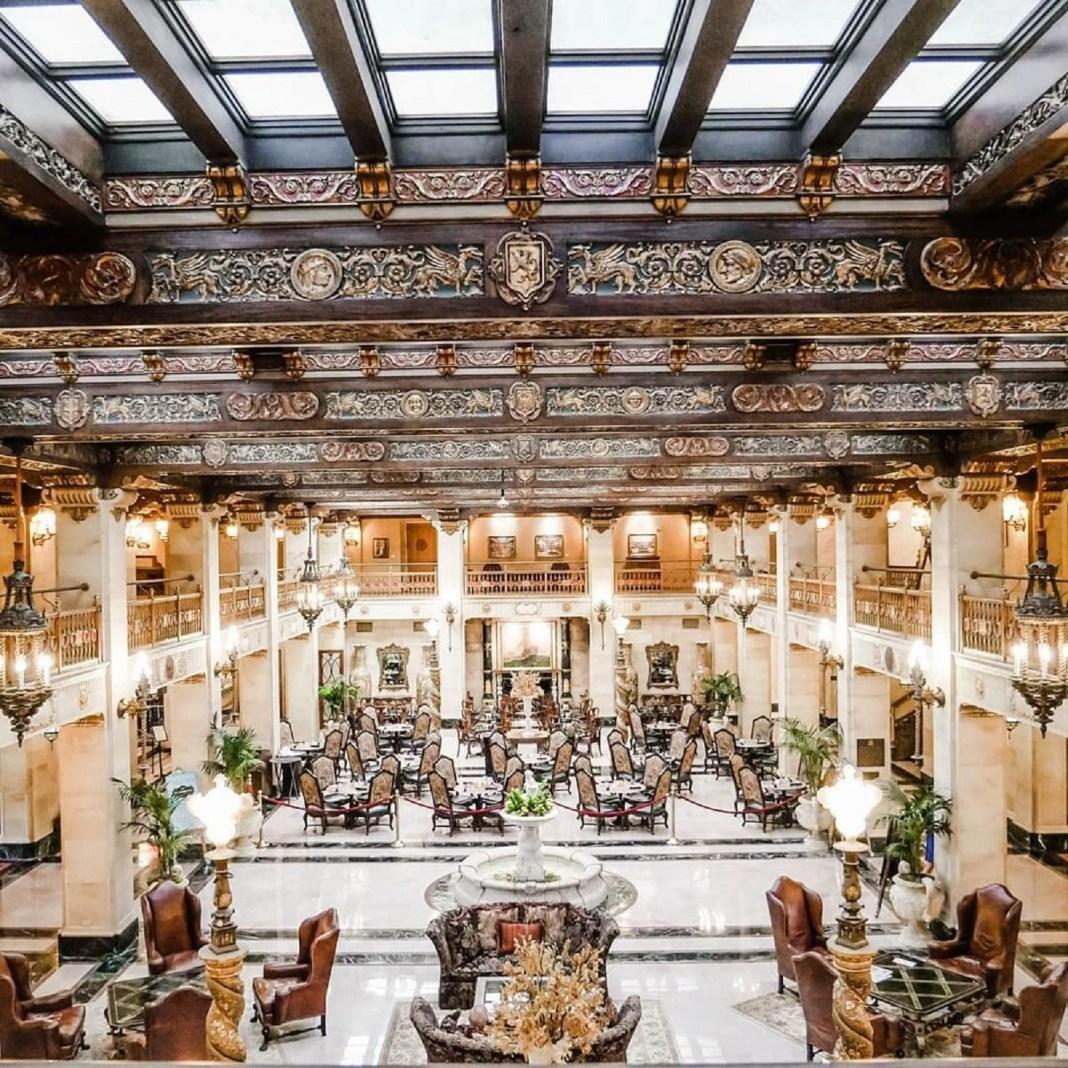 Spokane's Davenport Hotel