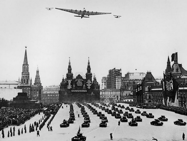 How aviation became an effective propaganda tool in the USSR