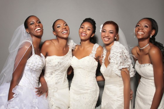 THE WEDDING DIARIES: FINDING THE PERFECT WEDDING DRESS