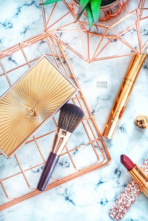 Charlotte Tilbury Bronze and Blush Glow