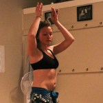 Shake what you've got and get down with belly dancing