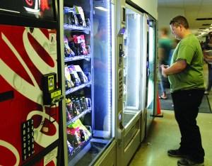 MM- Vending Machines