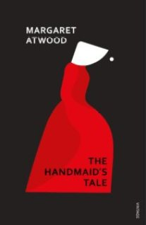 The cover of The Handmaid's Tale, by Margaret Atwood