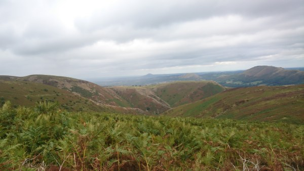 The Shropshire Hills