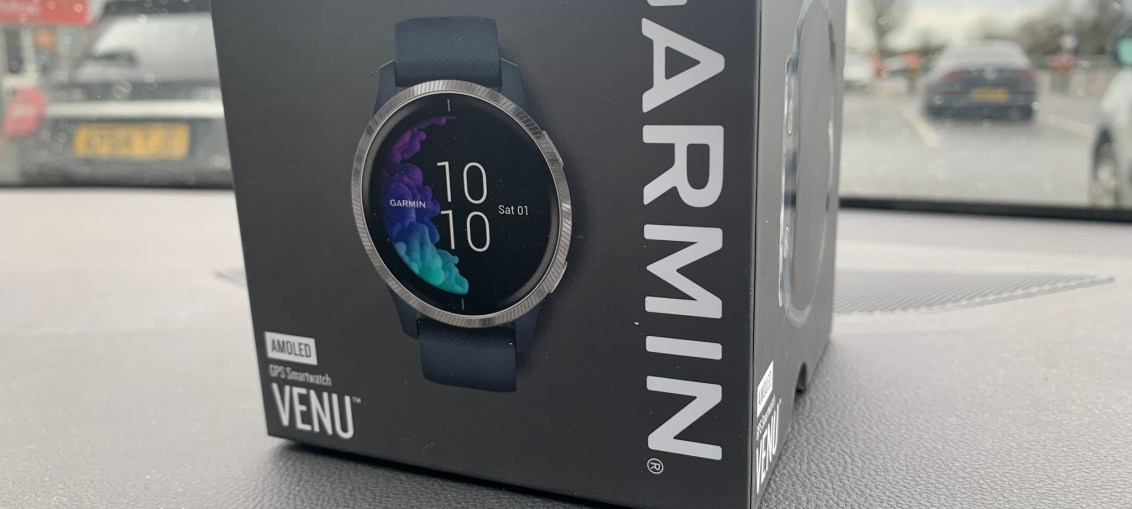 Garmin Venu Boxed