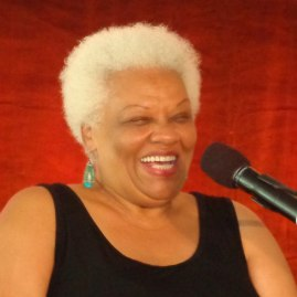 """""""I fell in love with the sound of this whole city""""  of Detroit, said Barbara Morrison."""