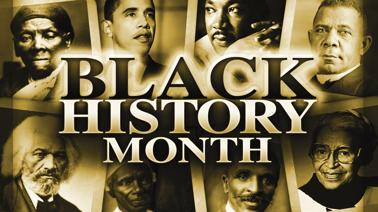 2016 black history month calendar of events
