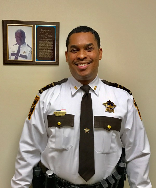 Undersheriff Hodges reflects on historic position and call ...