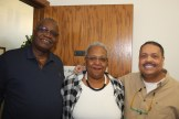 ​(l-r)​ Robert Dillard, Tracey Williams-Dillard and Dr. Charles Crutchfield, III