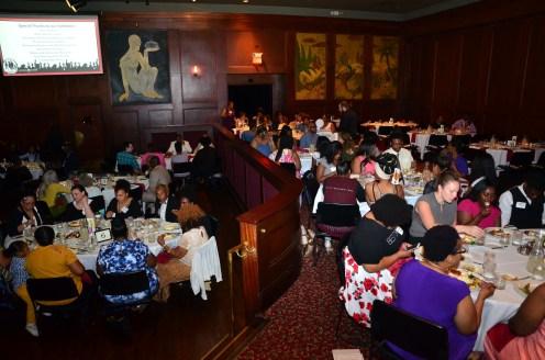 2018 Graduation Celebration dinner