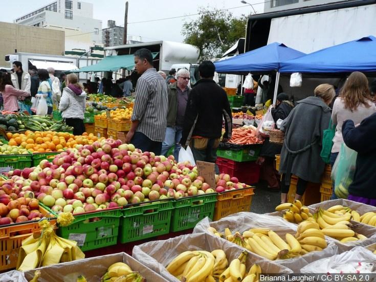Twin Cities farmers markets