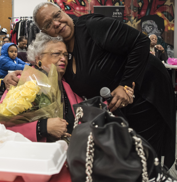 Sister Spokesman: Celebrating Moms of All Ages