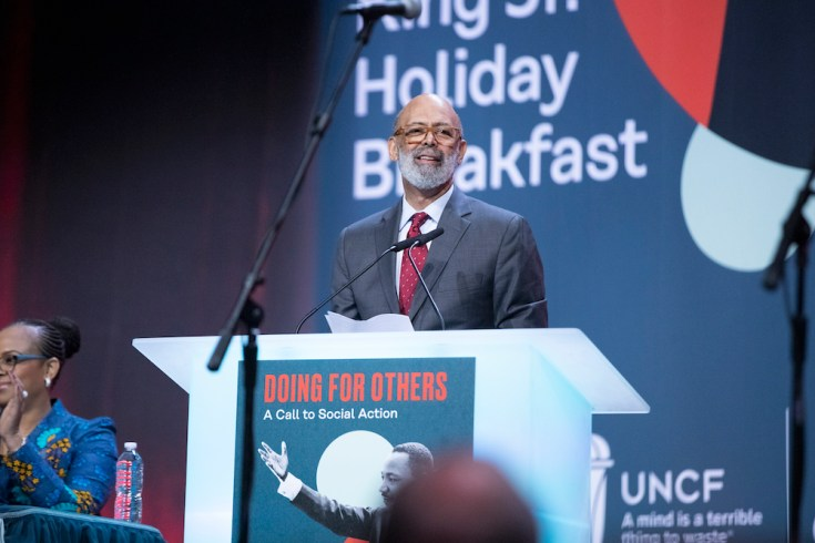 UNCF MLK Holiday Breakfast X Michael Lomax