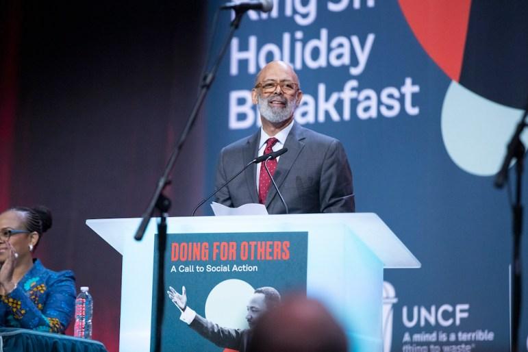 UNCF MLK Holiday Breakfast X Michael Lomax