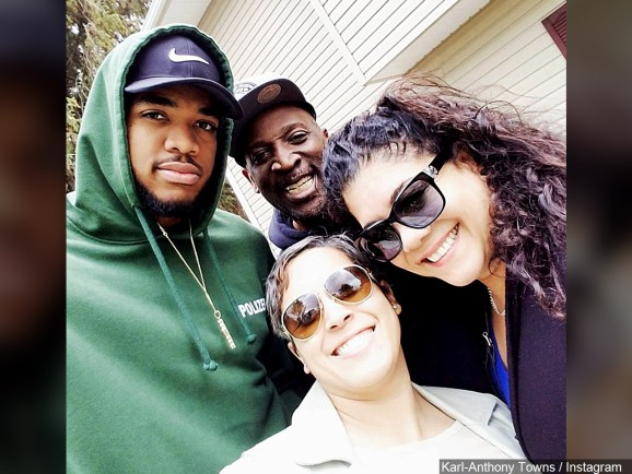 Karl Anthony Towns Mother Passes Away Due To Complications Of Covid 19