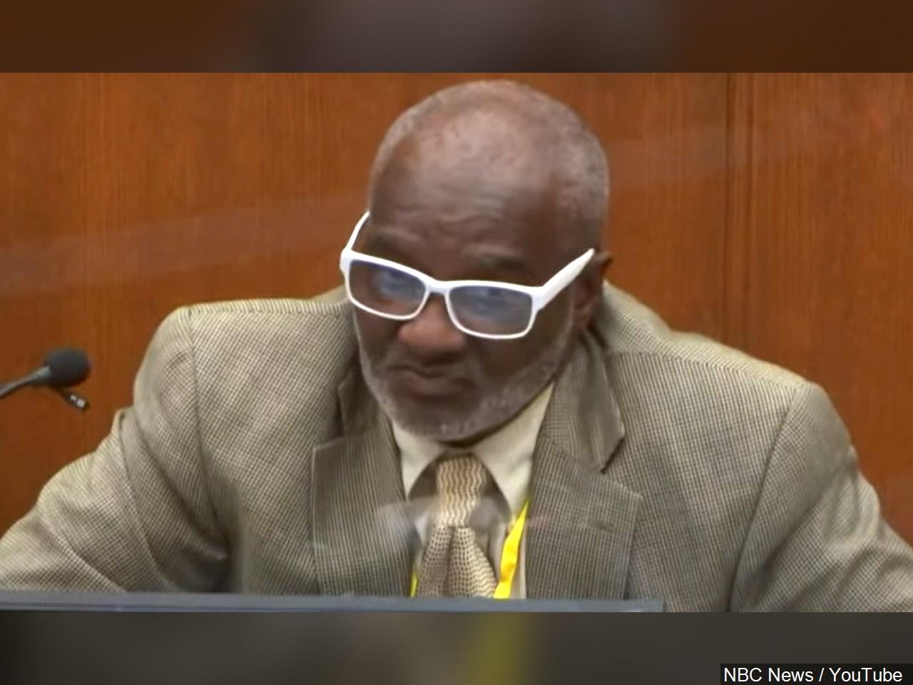 Derek Chauvin is on trial for George Floyd's death