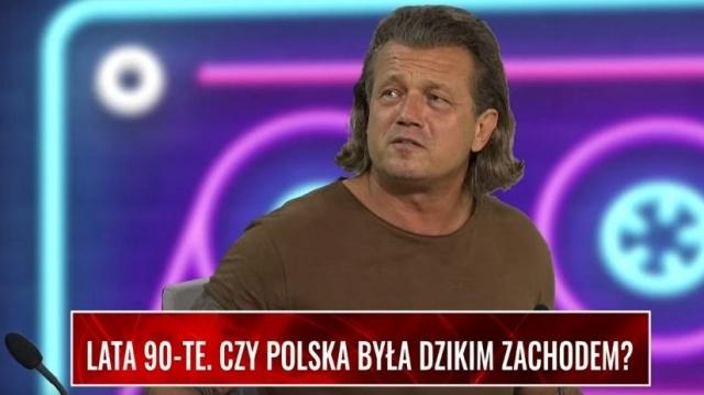 """Kapitalna opowieść Jakimowicza o latach 90. """"W ryj mogłeś dostać wszędzie"""""""