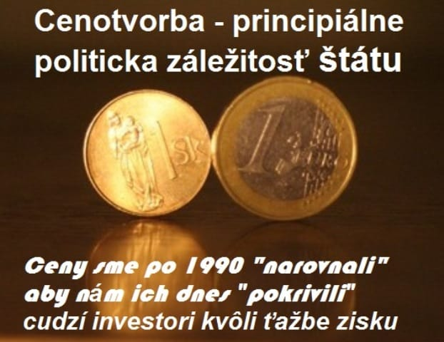 Profesor Jaroslav Husár: Ako je to s cenami?