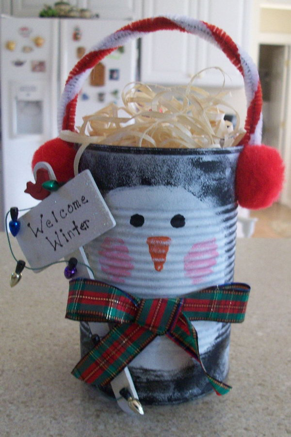 Cute Christmas Penguin Crafts For Kids