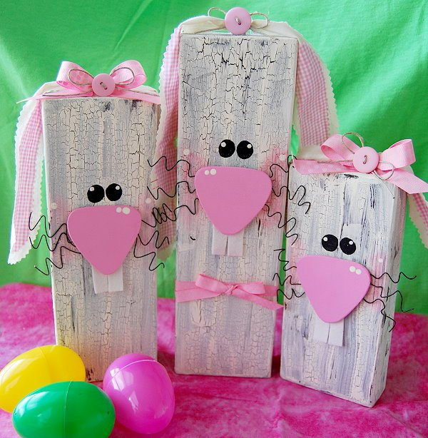 Wooden Easter Crafts For Adults Cute easter craft ideas for kids ...