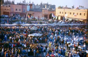 Marrakesch Djema El Fna