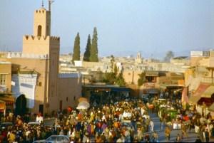 Marrakesch Djemma El Fna