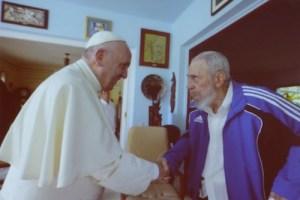 Hamburg MKG sport or no sport Franziskus Fidel Castro (1)