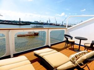 Ocean Diamond Deck 7 Kabine mit Balkon