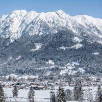 Wintererlebnis in Oberstdorf im Allgäu