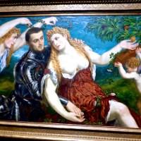 Die Poesie der venezianischen Malerei - Paris Bordone, Palma il Vecchio, Lorenzo Lotto, Tizian