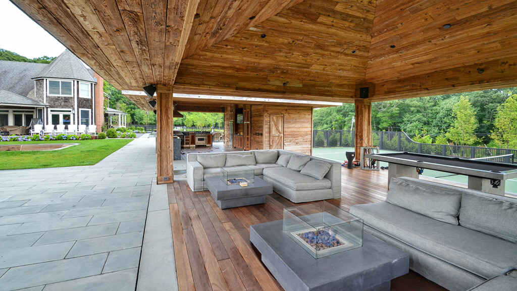 Outdoor Living Spaces Design & Landscaping NJ | Sponzilli on Outdoor Living Designer id=31949