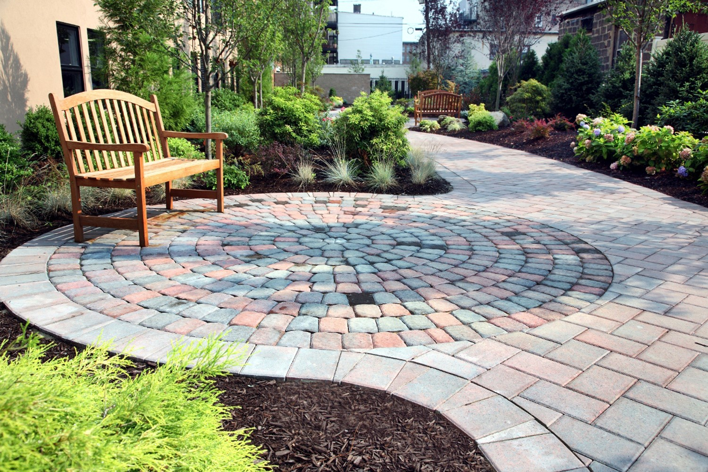 Sponzilli Landscape Group | Hardscaping - Sponzilli ... on Backyard Hardscape Design id=77868