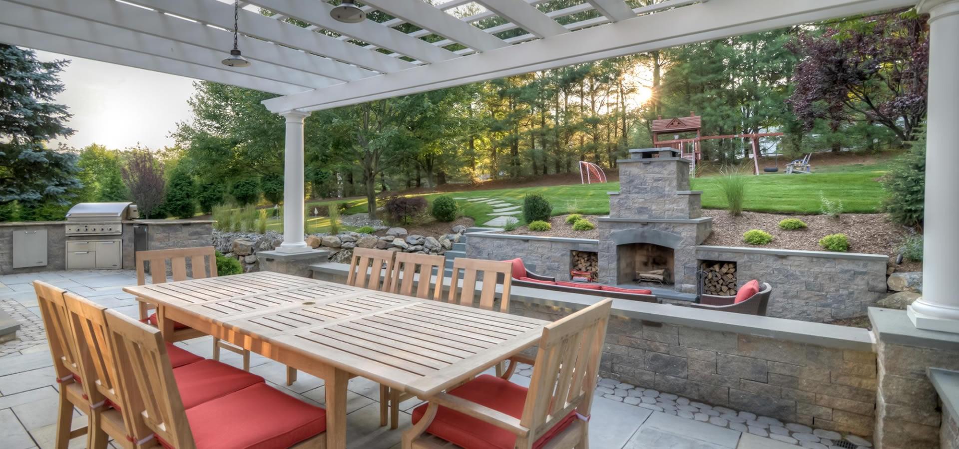 Sponzilli Landscape Group - Award Winning Landscaping on Fancy Outdoor Living id=16915