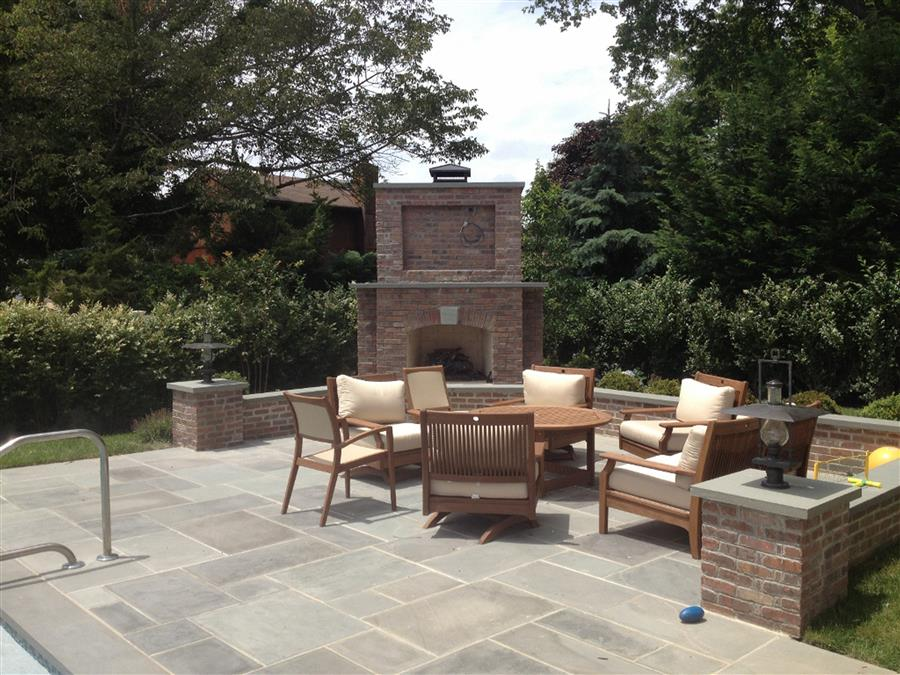 Outdoor Living Spaces - Sponzilli Landscape Group on Outdoor Living And Patio id=70546