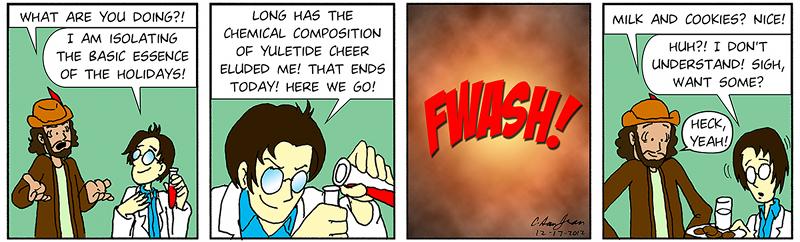 Webcomic Secret Santa Exchange: Carlo Jose San Juan, MD