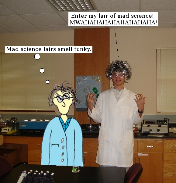 The Funky Smell Of Science