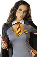 Sexy Wizard Wanda Costume