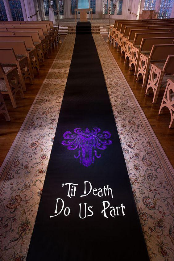 40 stunning halloween wedding ideas