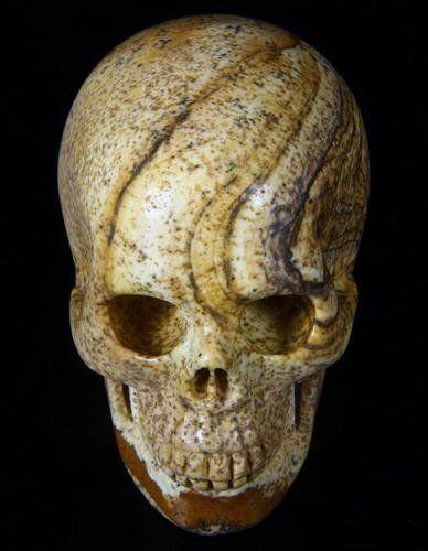 Jasper Skull