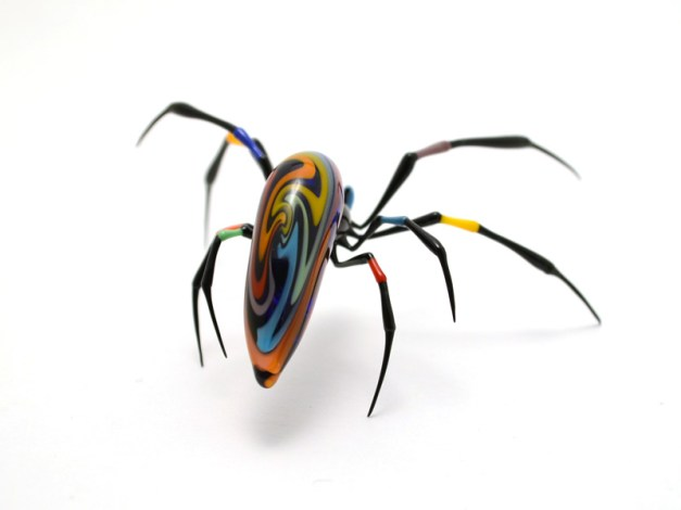Wesley Fleming's remarkable glass bugs (and other creatures) Thanks to Anna again