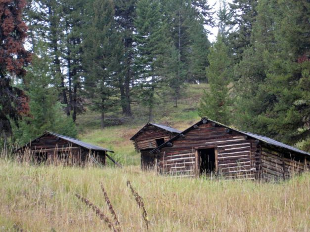 Want to live in a haunted ghost town?