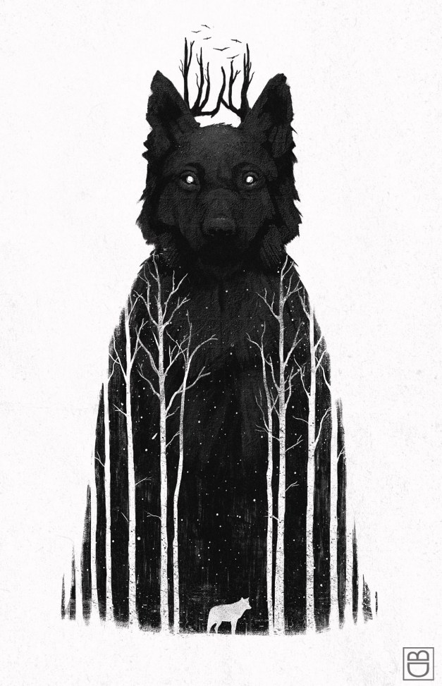 The Wolf King, by Danny Burgess