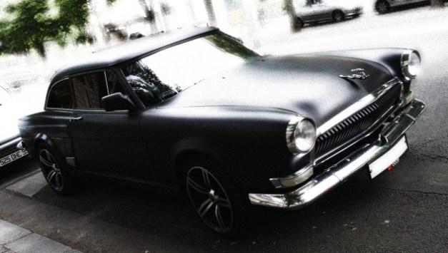 The Legend of the Black Volga