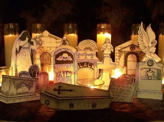 Instant Cemetery by Crafterella