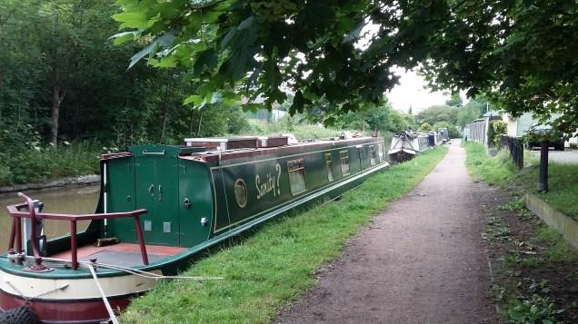 Fudge Boat #BEFAB Middlewich