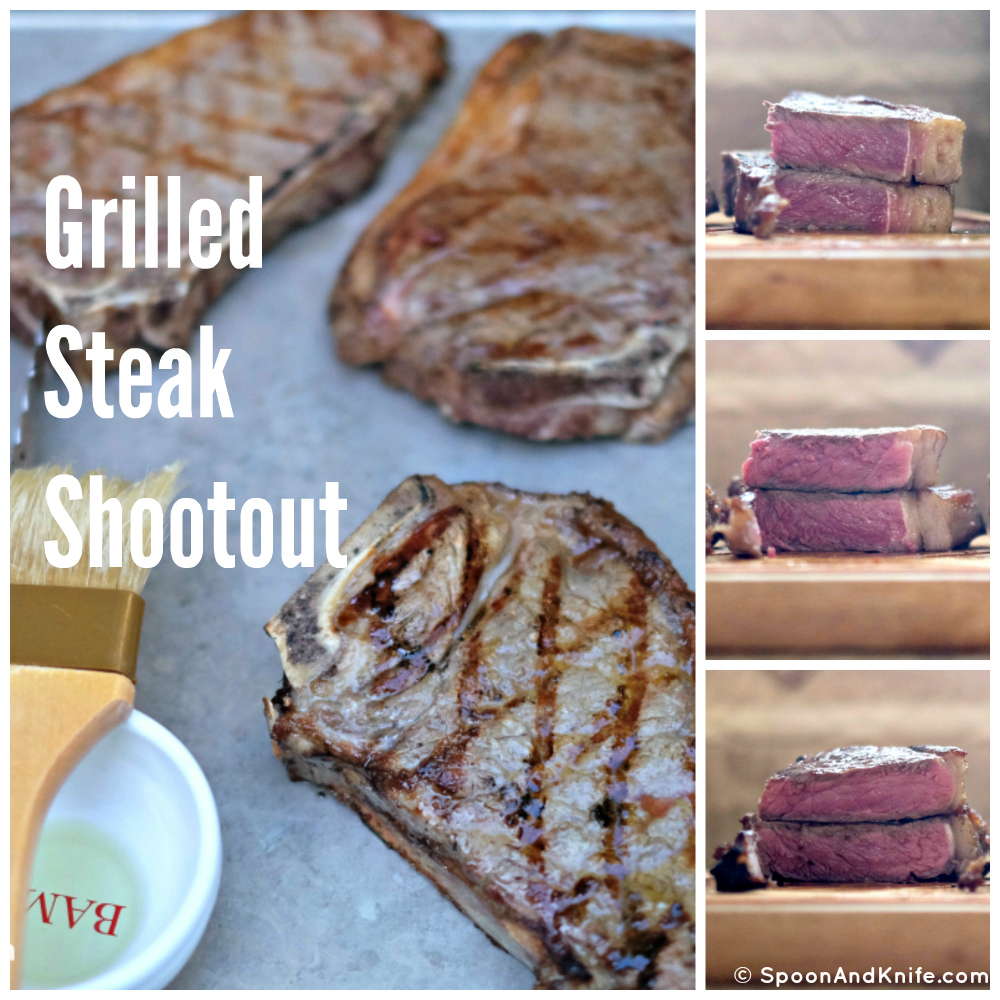 Grilled Steak Shootout