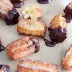 Cinnamon Churro Bites | www.SpoonfulOfButter.com