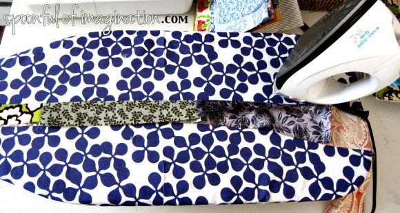 use scrap fabric