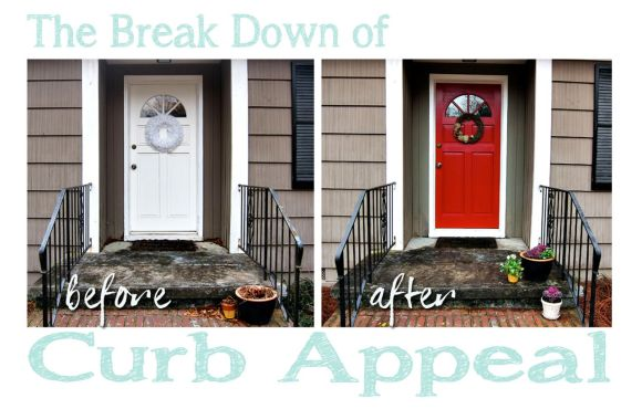 Benefit of Curb Appeal